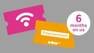 Now broadband and TV deals