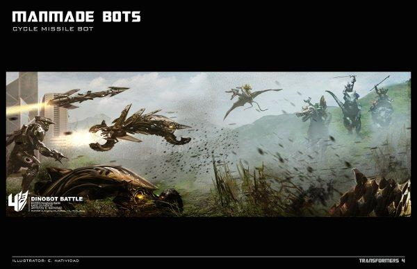 Concept Art Transformers Age Of Extinction