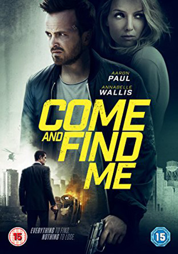 Come and Find Me DVD