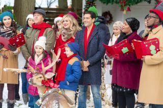 Hallmark's 'Christmas Nextdoor'