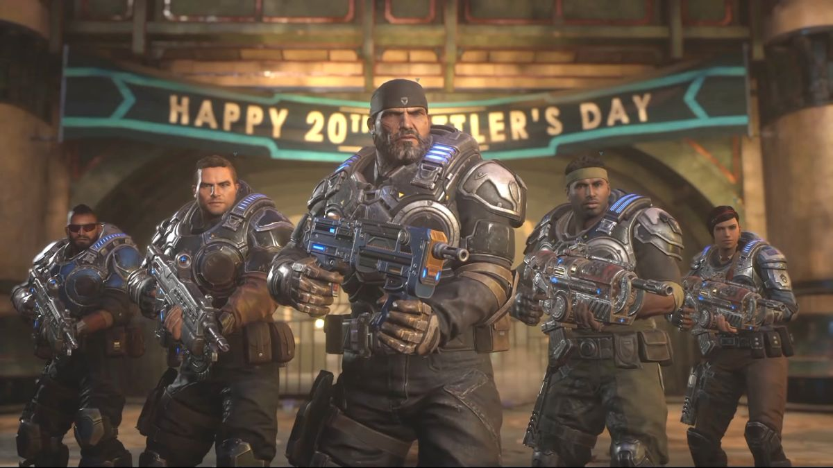Gears 5 Operations roadmap: Here's all the free stuff coming to the game, and when