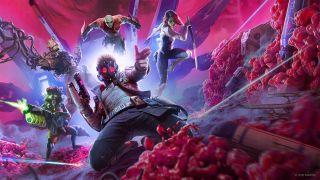 Marvel's guardians of the galaxy key art no logo