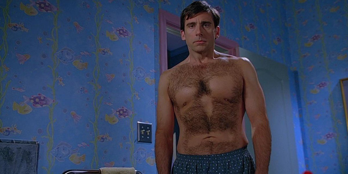 Steve Carell - The 40-Year-Old Virgin