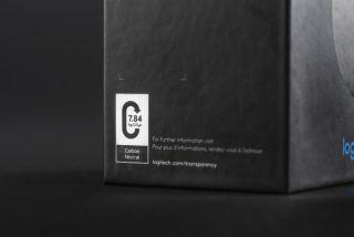 Logitech Carbon Label