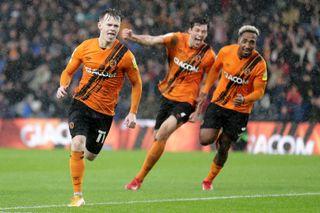 Hull City v Middlesbrough – Sky Bet Championship – MKM Stadium