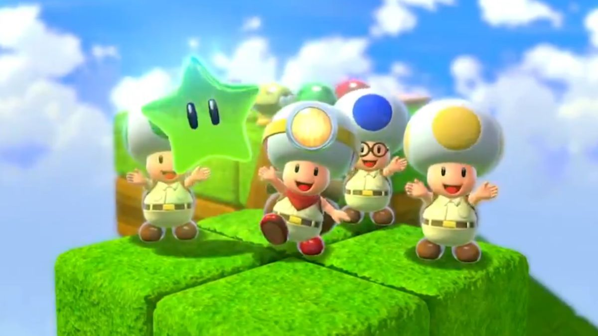 Super Mario 3D World + Bowser's Fury lets 4 players tackle Captain Toad  stages together | GamesRadar+