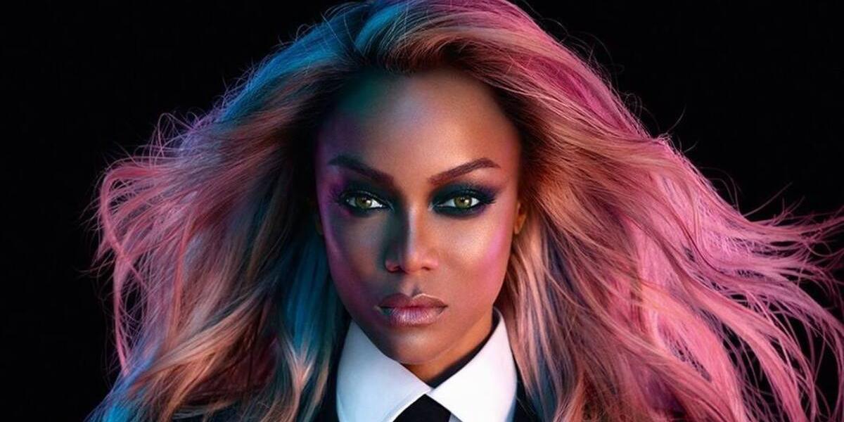 America's Next Top Model Tyra Banks VH1