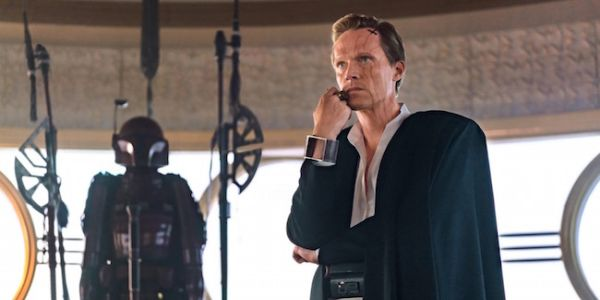 Paul Bettany Solo: A Star Wars Story