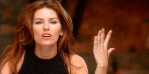 "Shania Twain ""Don't Be Stupid (You Know I Love You)"" Music Video"