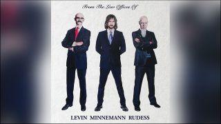 Levin Minnemann Rudess album cover