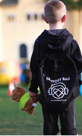 Puro Sound and KultureCity Sensory Inclusion Bags