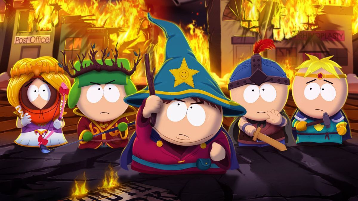 South Park: The Stick Of Truth coming to PS4/Xbox One/PC free with Fractured But Whole