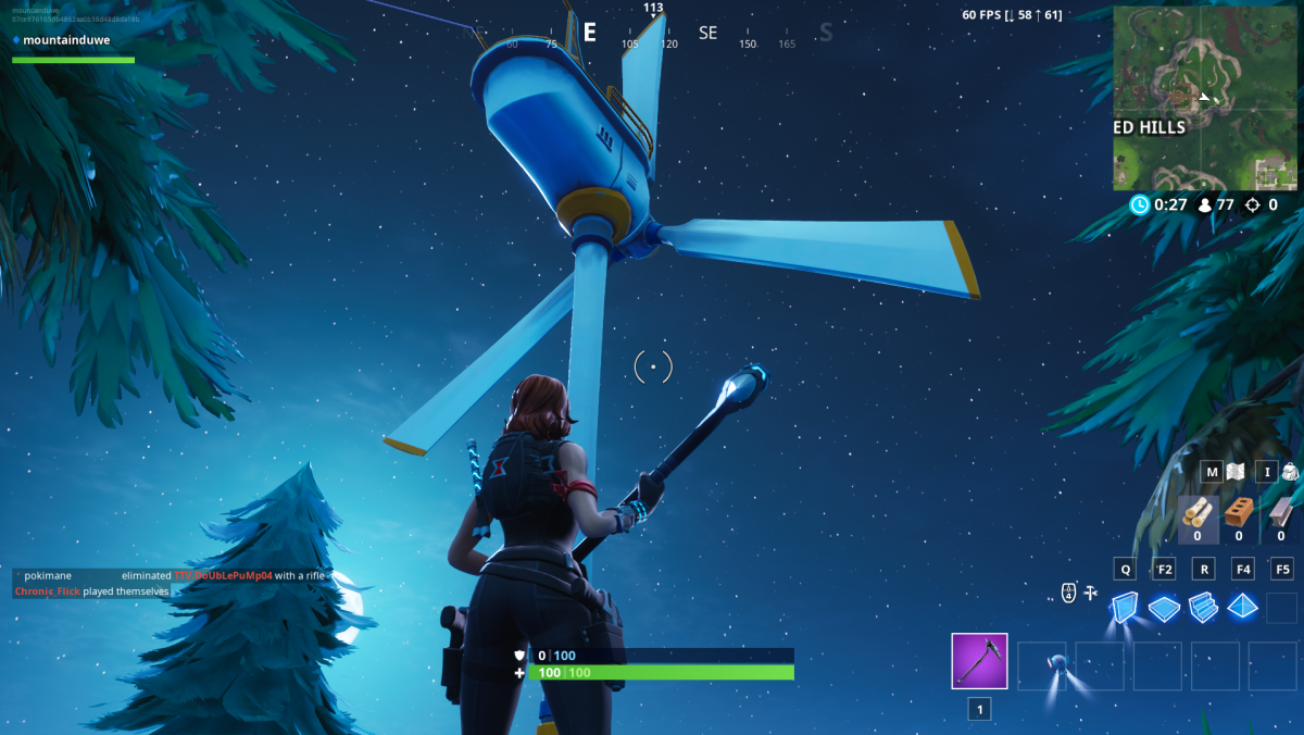Fortnite Guide All Wind Turbine Locations Pc Gamer