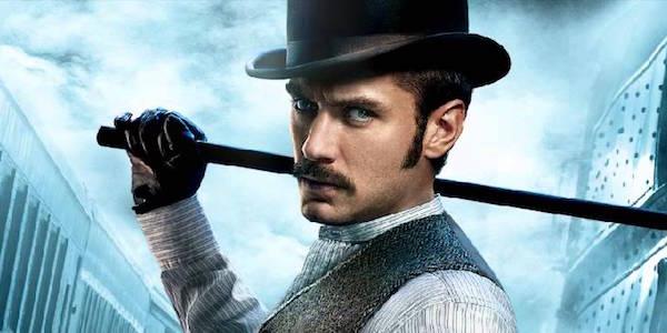 Jude Law as John Watson in Sherlock Holmes: A Game of Shadows