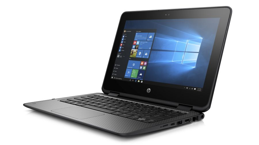 Hp S New Laptop Is The Thinnest Rugged Convertible Ever