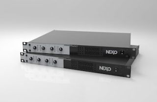 NEXO Launches New Amplifier Range at ISE Show