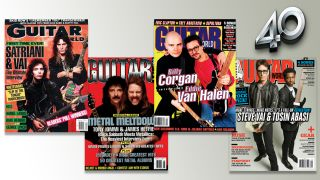 Guitar World classic magazine covers