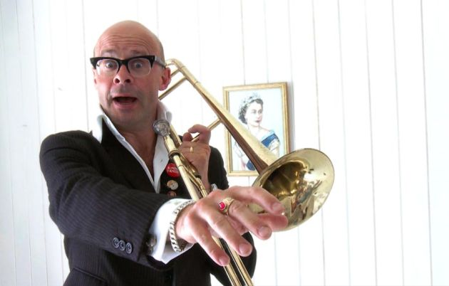 Harry Hill launches new online comedy show