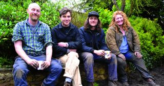 Charlie Dimmock returns to our screens in this daily series to join Chelsea Gold Medal-winning brothers David and Harry Rich to transform gardens across the country