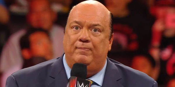 Paul Heyman Monday Night Raw WWE