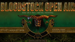 The Bloodstock 2018 lineup poster