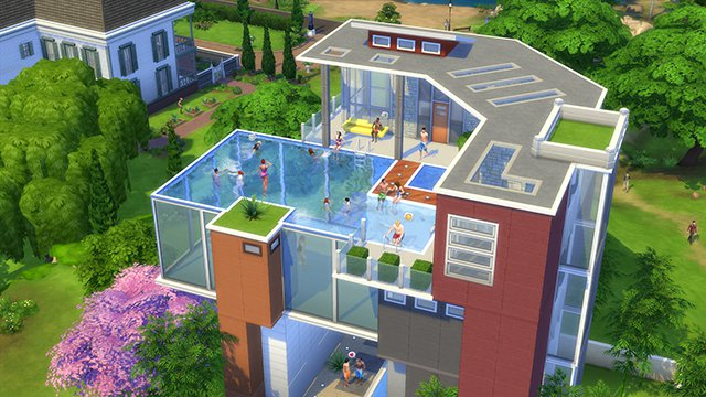 The Sims 4 Pool Update Is Now Live #32142