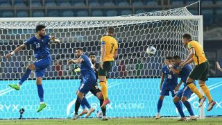 Australia vs Kuwait 2022 FIFA World Cup Qualification football game