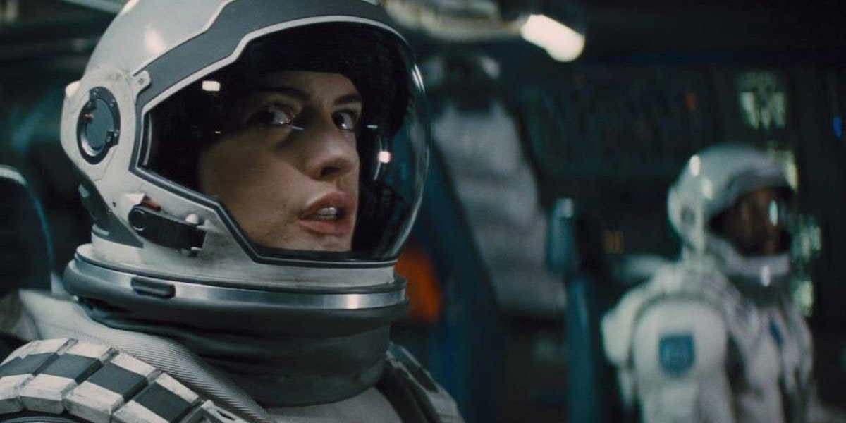 Why Anne Hathaway Was Grateful When Matt Damon Started Complaining On Christopher Nolan's Interstellar