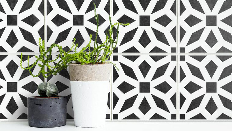 How to paint tiles: give a tired looking space an affordable