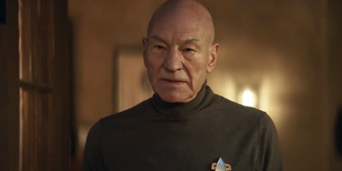Patrick Stewart Thinks Picard Might 'Shock' Star Trek Fans