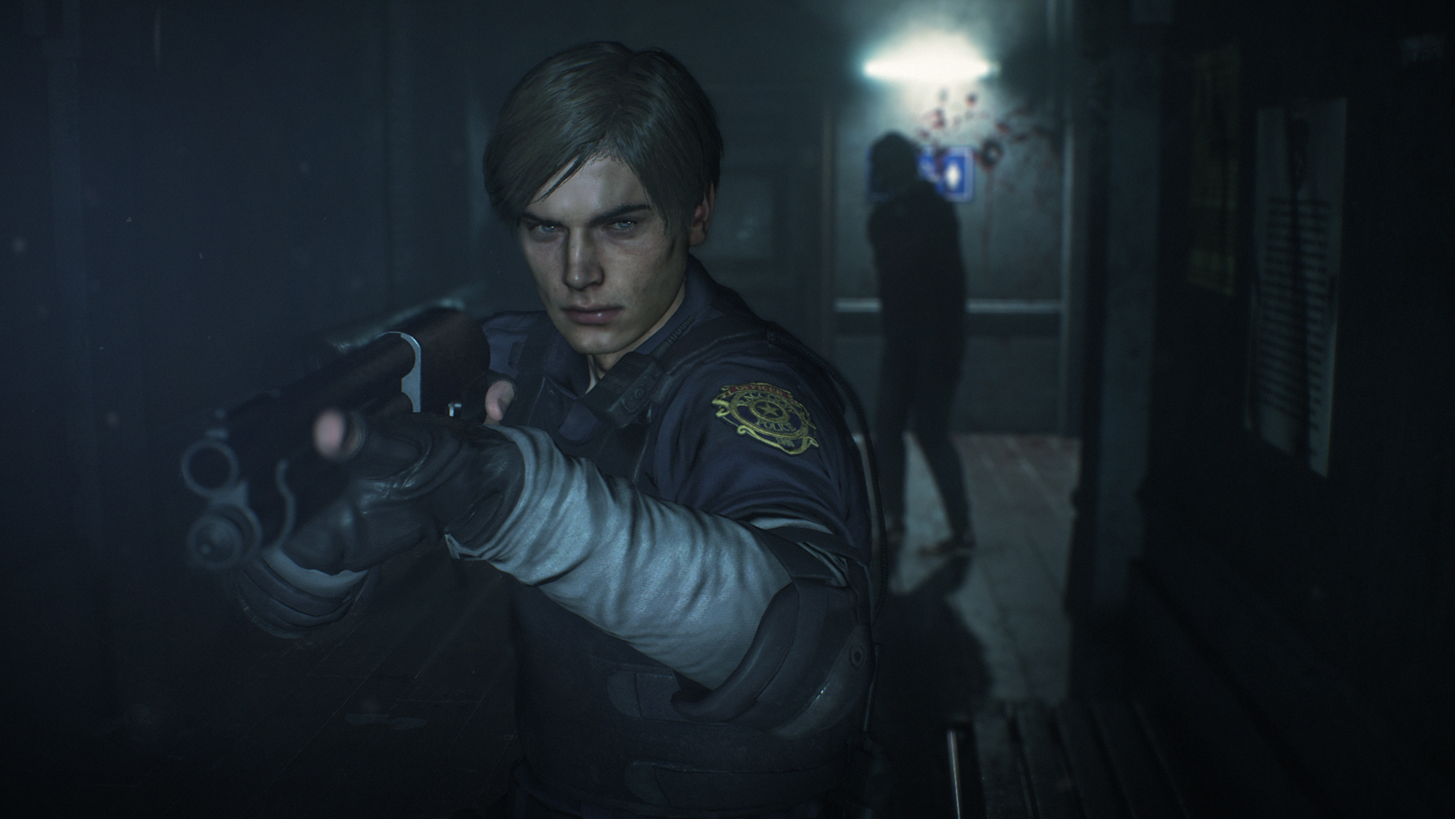 Best single player PC game: Resident Evil 2: REMake