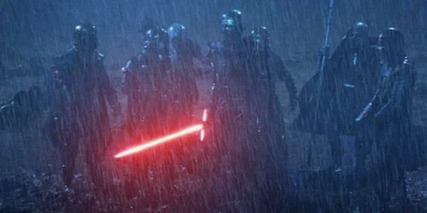 Star Wars: The Rise Of Skywalker Book Reveals Look At The Knights Of Ren