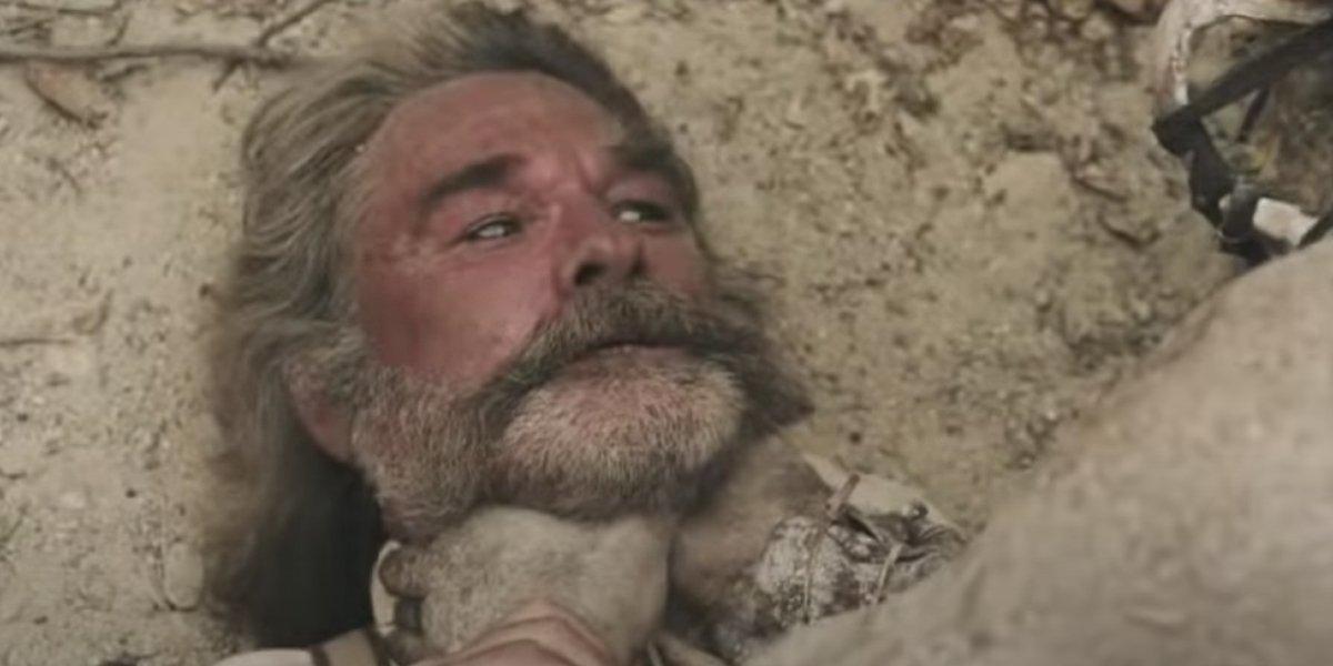 Kurt Russell in Bone Tomahawk
