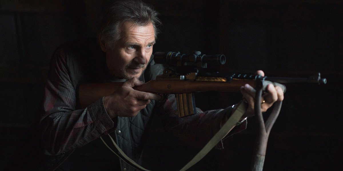 The Marksman Review: Liam Neeson Does His Thing In A Mostly Middling Thriller