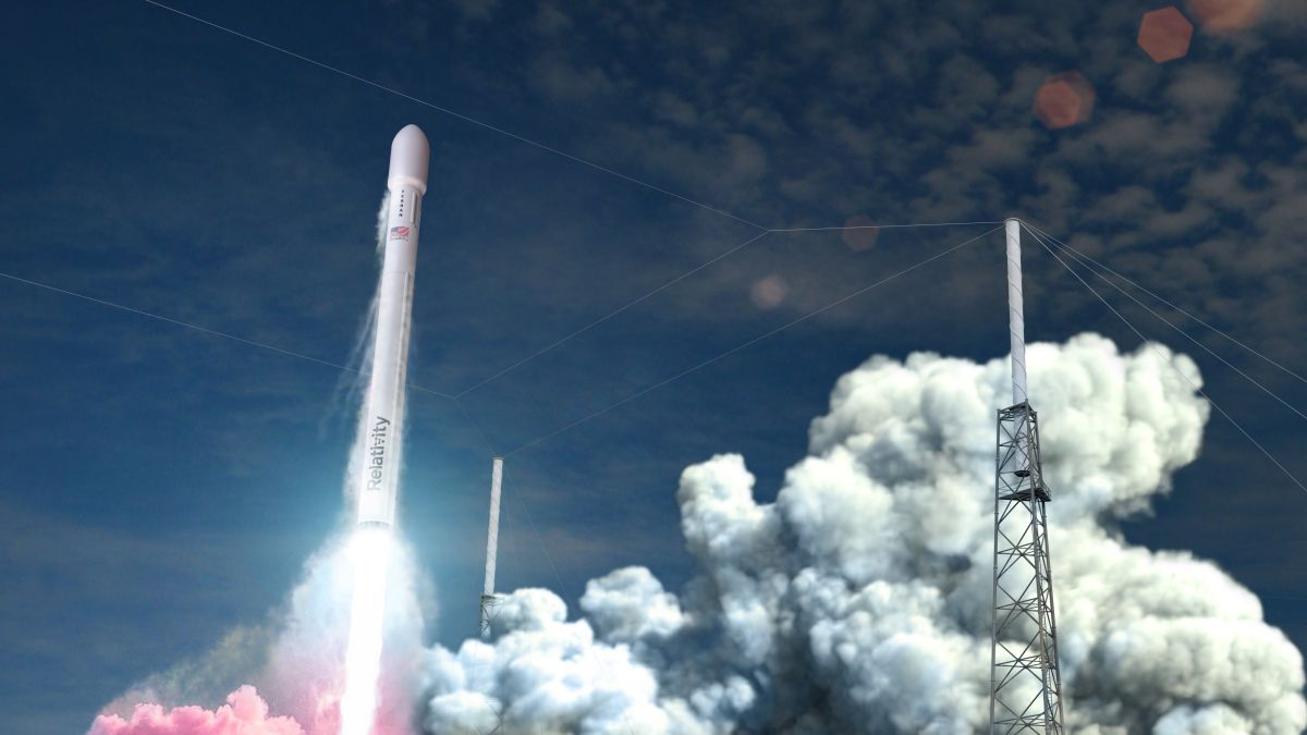 Relativity Space will 3D-print rockets at new autonomous factory in Long Beach, California