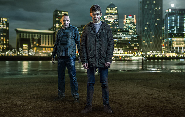 EastEnders Denny and Ian