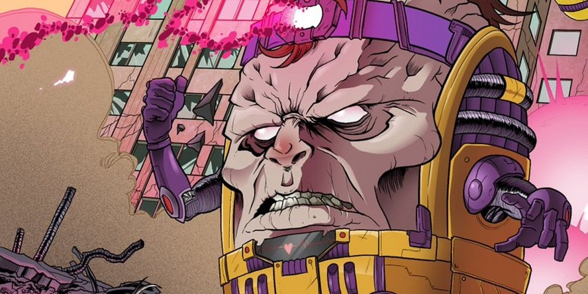 M.O.D.O.K. Marvel Comics