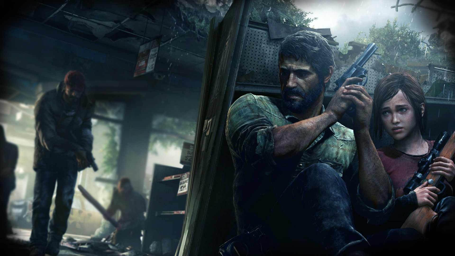 Games like Resident Evil - The Last of Us