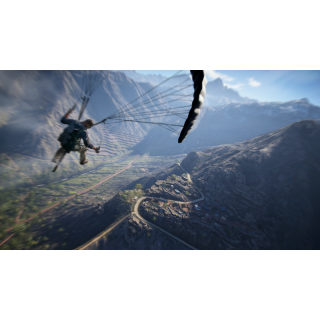 Ghost Recon Wildlands gives you a country to save and only