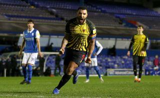 Birmingham City v Watford – Sky Bet Championship – St Andrew's Trillion Trophy Stadium