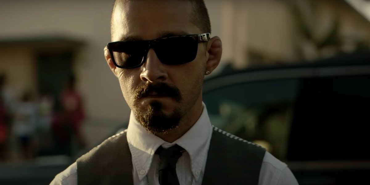 Shia LaBeouf in The Tax Collector