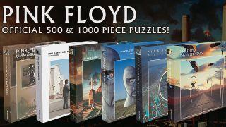 Pink Floyd jigsaw puzzles