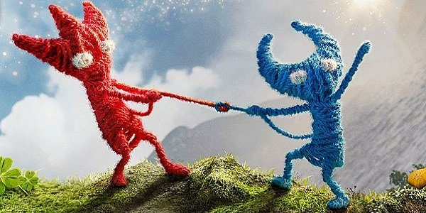 A pair of Yarnys Unravel Two