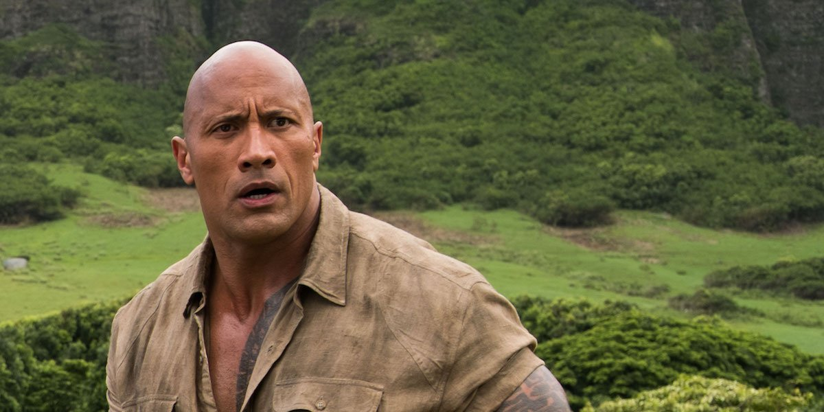 Dwayne Johnson Is Already Talking Smack About Black Adam Beating The Justice League