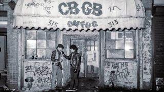 CBGB in 1983