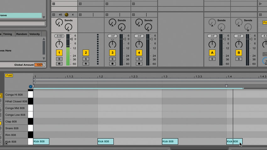 How to perfect your polyrhythms in Ableton Live