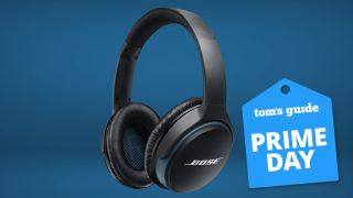 The Bose SoundLink wireless headphones are reduced for Prime Day