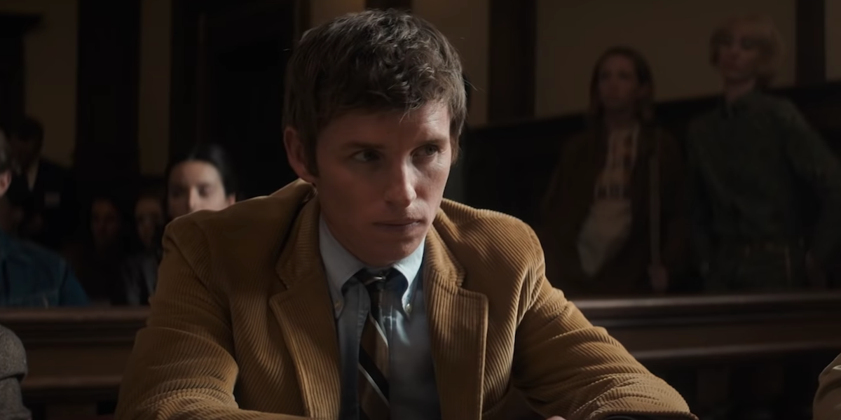 Netflix S The Trial Of The Chicago 7 Trailer Aaron Sorkin S Latest Has An A Cast Cinemablend