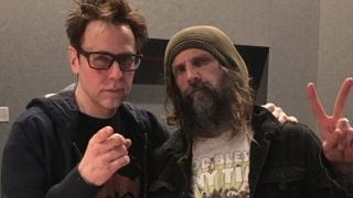 James Gunn and Rob Zombie