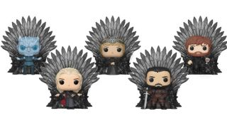 Game of THrones Funko pops